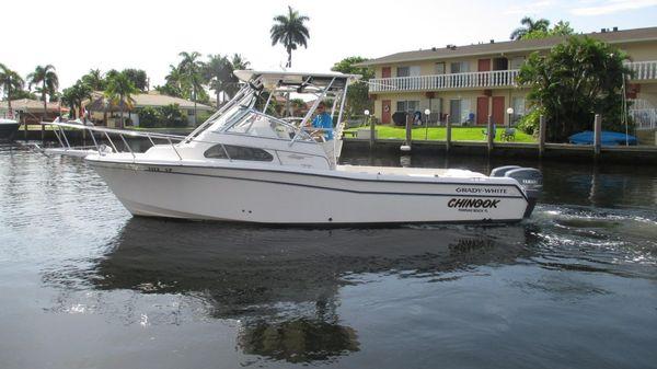 Grady-White 282 Sail Fish