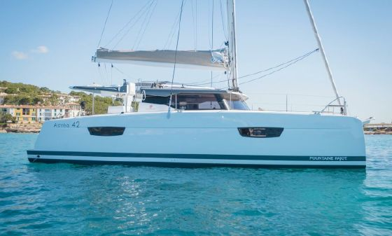 Fountaine Pajot Astrea 42 JULY 2020 DELVIERY image