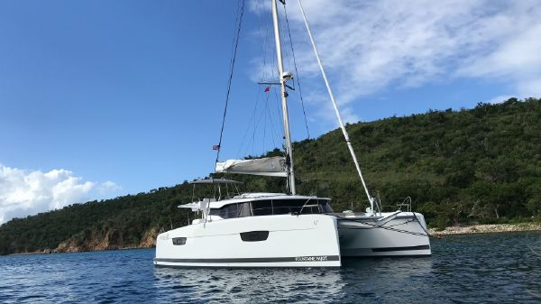 Fountaine Pajot Astrea 42 JULY 2020 DELVIERY