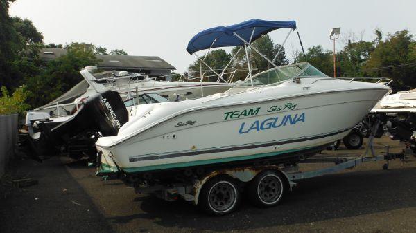 Sea Ray 21 Laguna