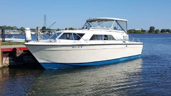 Chris-Craft 280 Catalina
