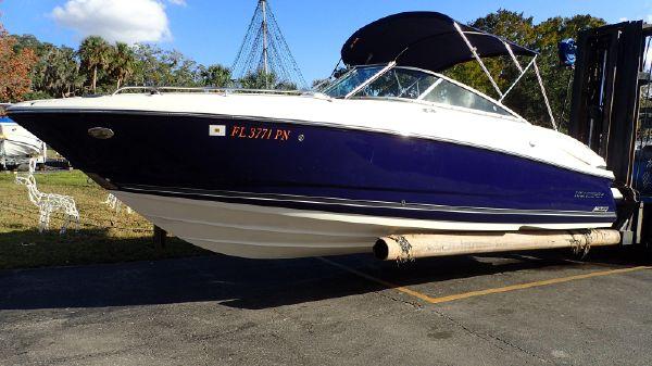 Monterey Sport Boat 264 FS
