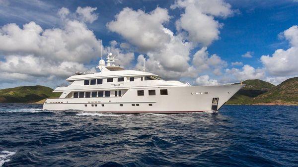 Burger 2006/2017 Tri Deck Motor Yacht 144 ft