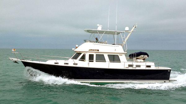 Sabre Sabreline 47 Aft Cabin Trawler