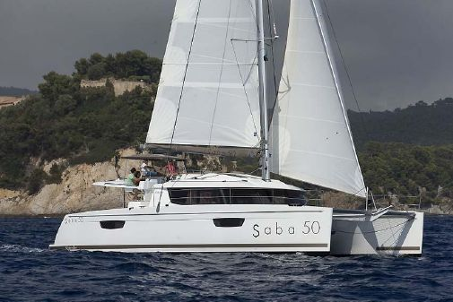 Fountaine Pajot SABA 50 image