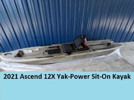 Ascend 128X Yak-Power Sit-On image
