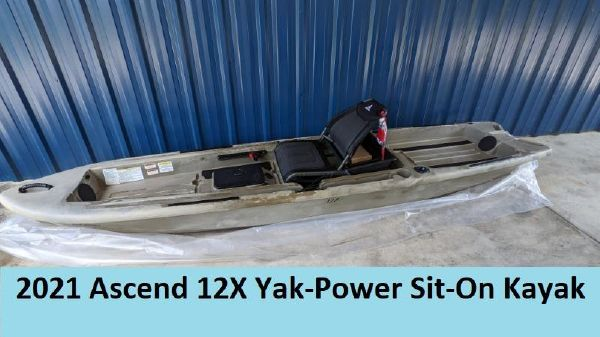 Ascend 128X Yak-Power Sit-On