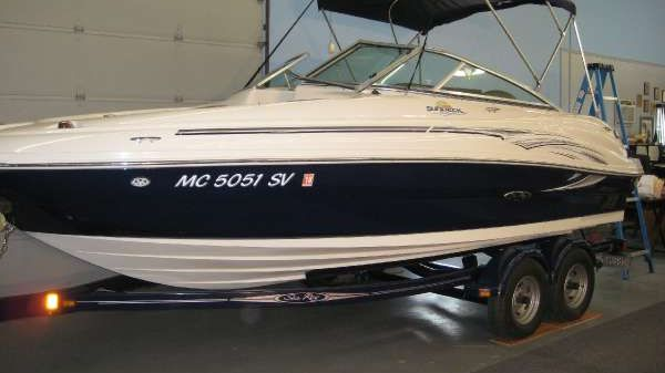 Sea Ray SEA RAY SUNDECK 200