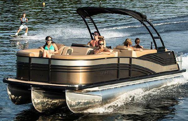 2019 Harris Grand Mariner SEL 250
