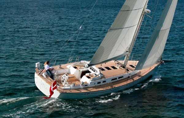 2018 X-Yachts Xc 50