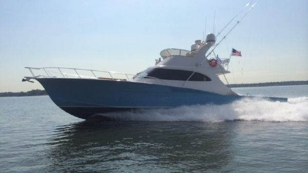 Carolina Custom 60 Sportfish