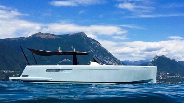 Fjord 40 Open