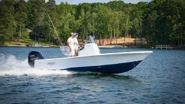 Sea Hunt BX20BR