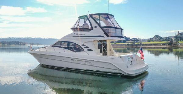 Sea Ray 420 Sedan Bridge image