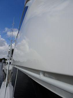 Viking 74 Enclosed Bridge image