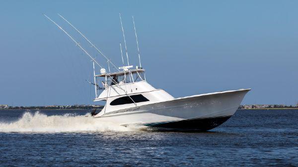 Custom Carolina 58 B&B Sportfish W/ Seakeeper