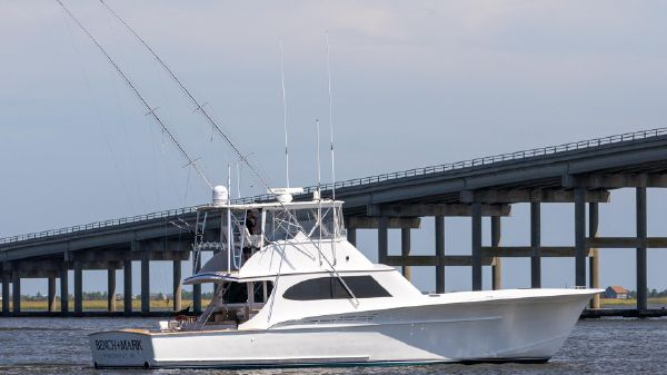 Custom Carolina 58 B&B Sportfish W/ Seakeeper