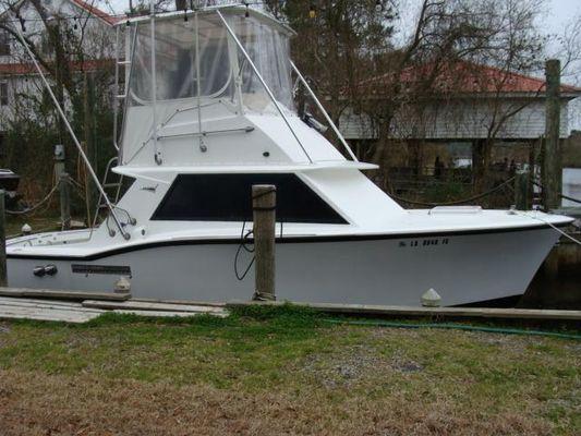 Hatteras Sport Fisherman - main image