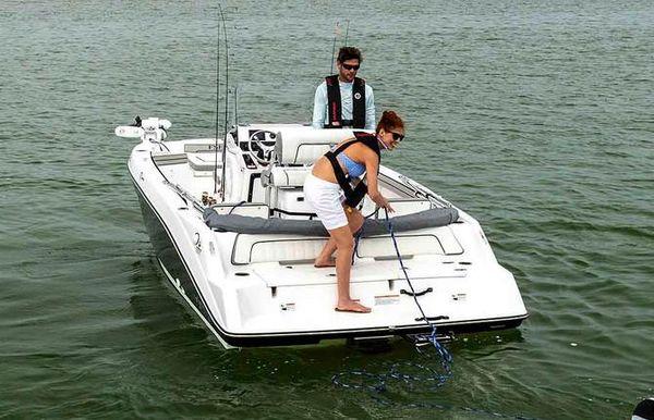 2020 Yamaha Boats 190 FSH Deluxe