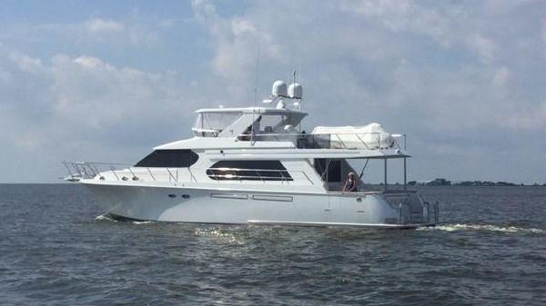 Ocean Alexander Motor Yacht Saving Grace