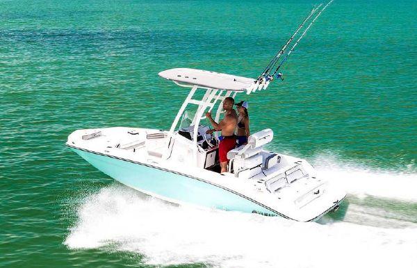 2020 Yamaha Boats 190 FSH Sport