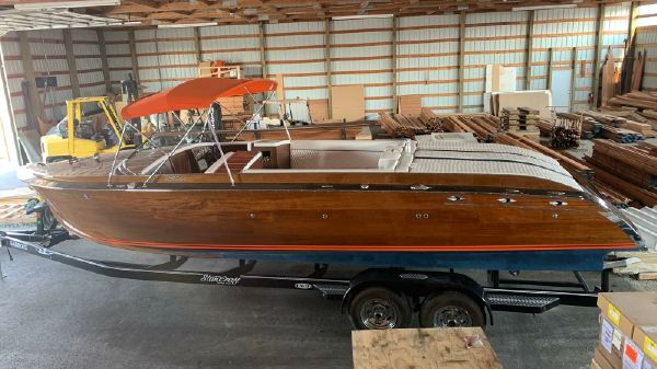 StanCraft 28 Highboy Deluxe