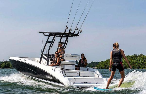 2020 Yamaha Boats 210 FSH Sport