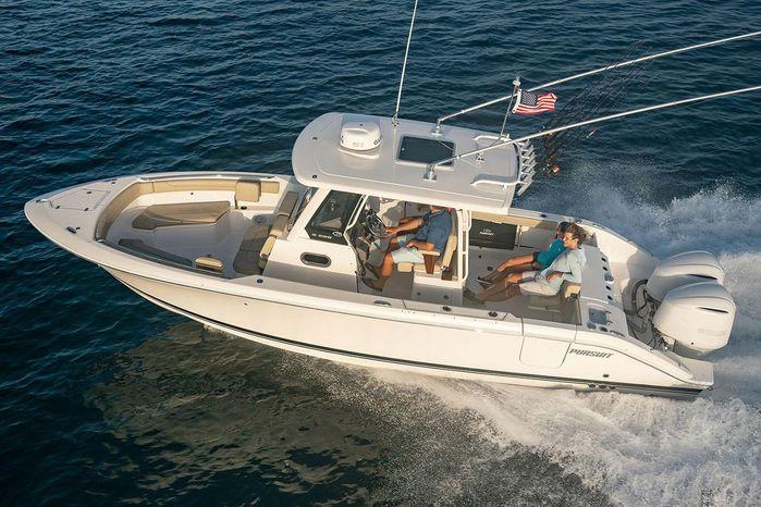 2020 Pursuit S 288 Sport - Apex Marine Sales