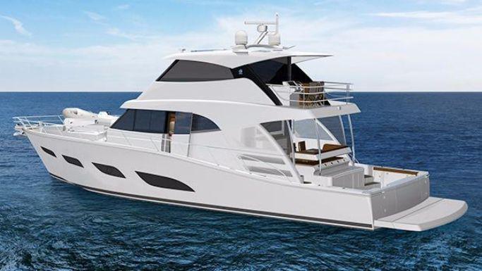 2017 Riviera 72 Sports Motor Yacht