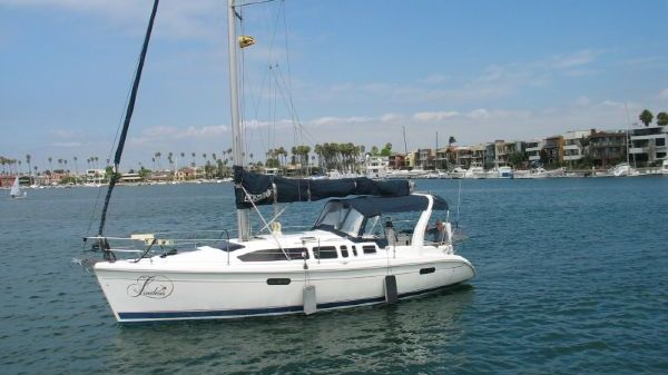 Hunter H340 SAIL Hunter 34