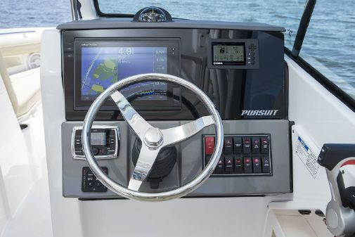 Pursuit DC 235 Dual Console image