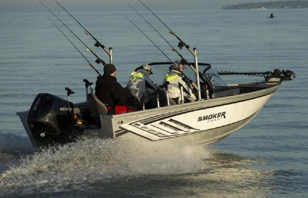 2019 Smoker Craft 182 Pro Angler XL