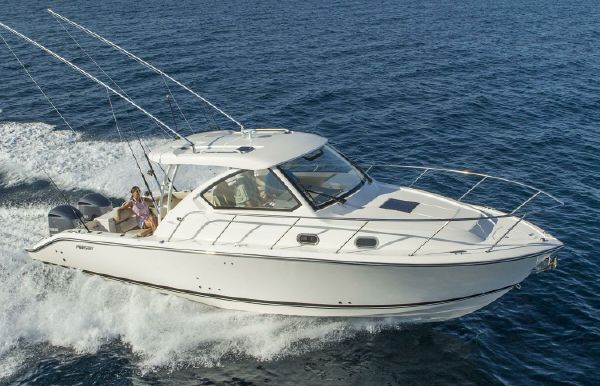 2017 Pursuit OS 325 Offshore