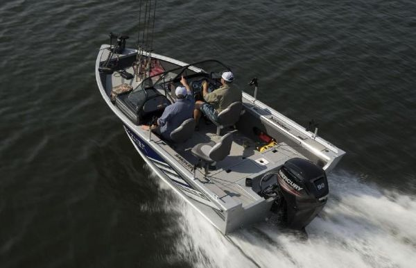 2019 Smoker Craft 172 Pro Angler XL