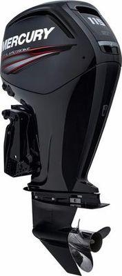 Mercury Fourstroke 115 hp Command Thrust  - main image