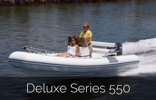 2021 Novurania Deluxe 550