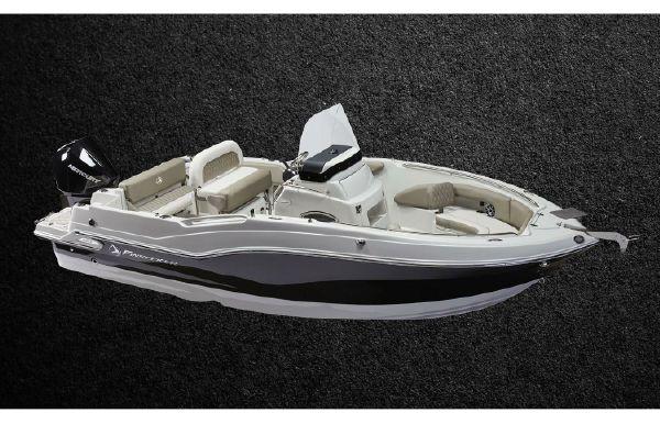 2021 Crownline 200 CC Finseeker