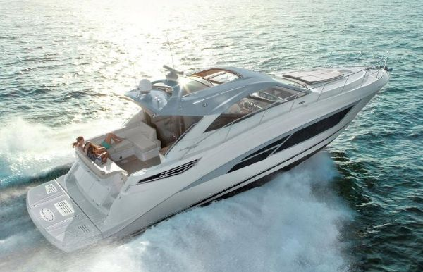 2018 Sea Ray Sundancer 510 Signature