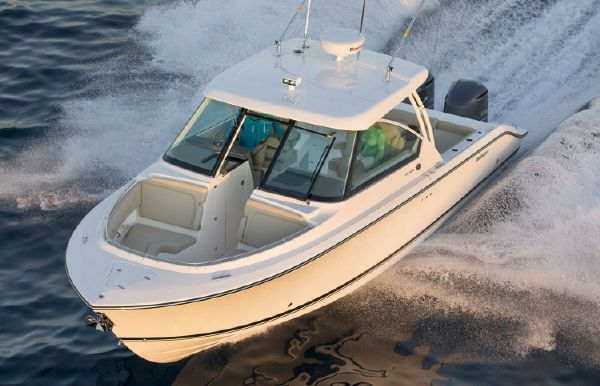 2017 Pursuit DC 325 Dual Console