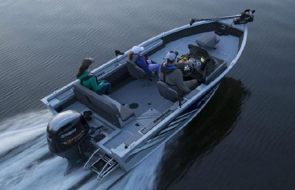 2021 Smoker Craft 171 Pro Angler XL