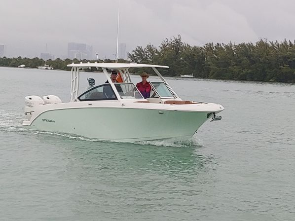 Stingray 269DC