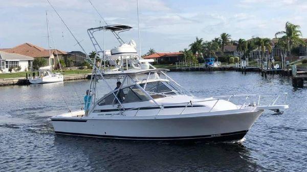 Blackfin 33 Combi Sportfish