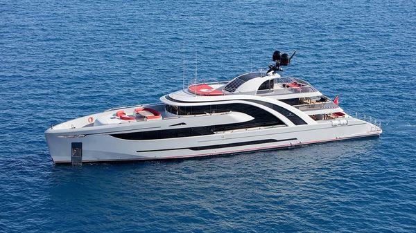 Mayra Yachts 50 meters