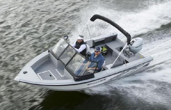 2019 Smoker Craft 162 Osprey