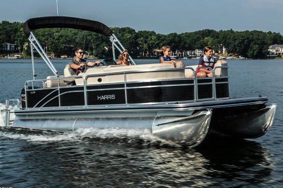 2019 Harris Cruiser LX200 Cruise