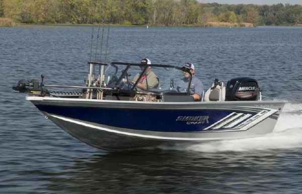 2019 Smoker Craft 162 Pro Angler XL