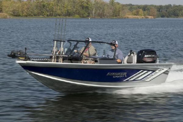 Smoker Craft 162 Pro Angler XL - main image