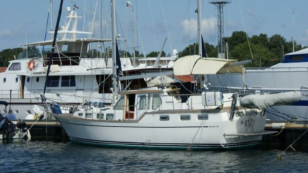 Nauticat 441 Ketch