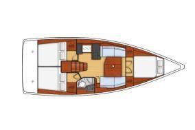 Beneteau America Oceanis 38.1 image