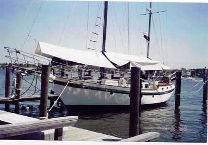 Bluewater Yacht Builders Vagabond 47